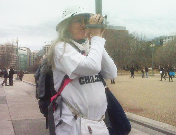 Feb 2011 Protest at White House Pic #7