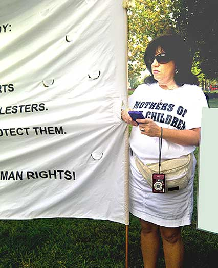 May 2011 Protest at White House Pic #5