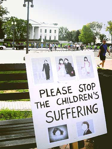 Oct 2011 Protest at White House Pic #11